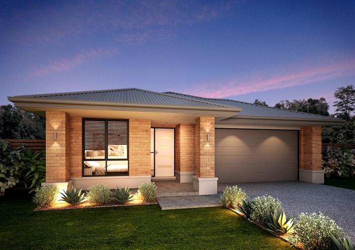 Kingston 187 home design south australia devine for Devine home designs